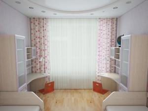 Декоративное оформление детской комнаты